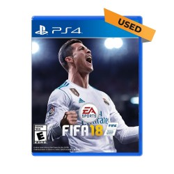 (PS4) FIFA 18 (ENG) - Used