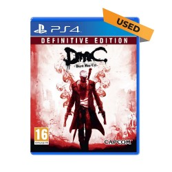 (PS4) DMC Devil May Cry (ENG) - Used