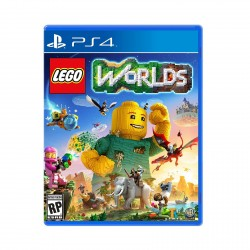 (PS4) LEGO® Worlds (R3/ENG/CHN)