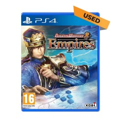 (PS4) Dynasty Warriors 8:...