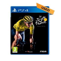 (PS4) Le Tour de France...