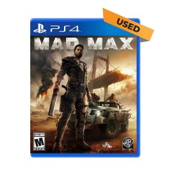 (PS4) Mad Max (ENG) - Used