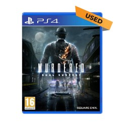 (PS4) Murdered Soul Suspect...
