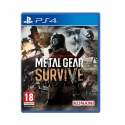 (PS4) Metal Gear Survive (R2/ENG)