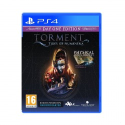 (PS4) Torment: Tides of Numenera (R2/ENG)