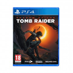 (PS4) Shadow of the Tomb Raider (R3/ENG)