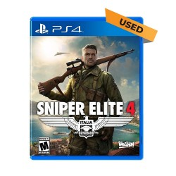 (PS4) Sniper Elite 4 (ENG) - Used