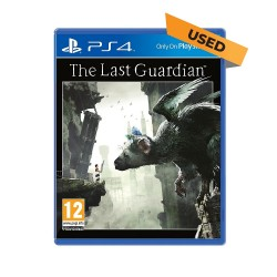 (PS4) The Last Guardian...