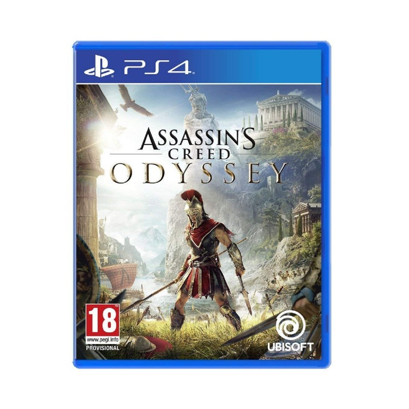 (PS4) Assassin's Creed: Odyssey (R3/ENG/CHN)