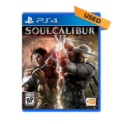 (PS4) SoulCalibur VI (ENG)...