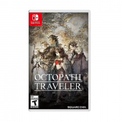 (Switch) Octopath Traveler (EU/ENG)