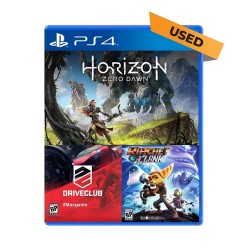 (PS4) Horizon Zero Dawn +...