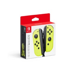 (Switch) Joy-Con Pair - Yellow