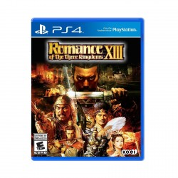(PS4) Romance of the Three Kingdoms 13 (R3/ENG)