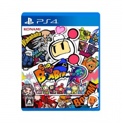 (PS4) Super Bomberman R (R2/ENG)