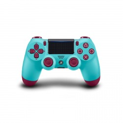 DualShock® 4 Wireless Controller (Limited Edition-Berry Blue)