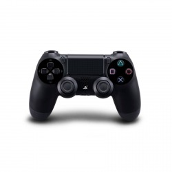 DualShock® 4 Wireless Controller V2 (Black)