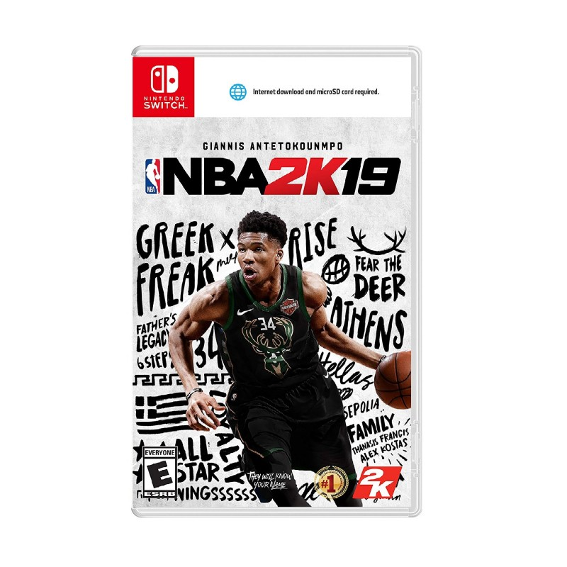(Switch) NBA 2K19 (EU/ENG)