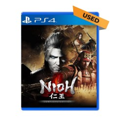 (PS4) Nioh: Complete...