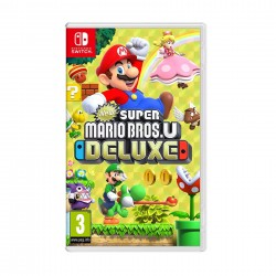 (Switch) New Super Mario Bros. U Deluxe (EU/ENG)