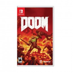 (Switch) DOOM (US/ENG)