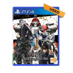 (PS4) Full Metal Panic! Fight! Who Dares Wins (ENG) - Used