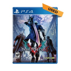 (PS4) Devil May Cry 5 (ENG) - Used