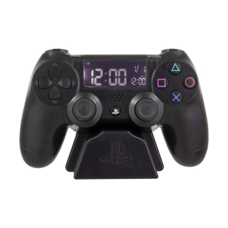 PlayStation Alarm Clock (Official SONY Licensed Merchandise)