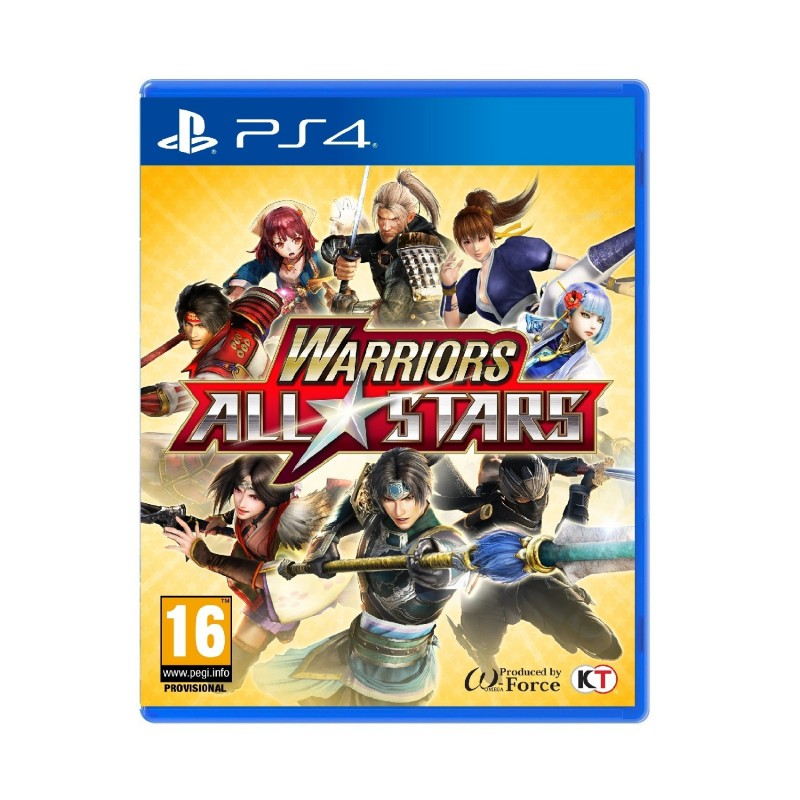 (PS4) Warriors All-Stars (R3/ENG)