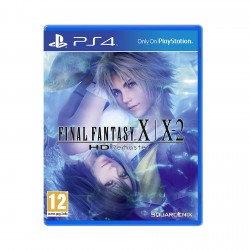 (PS4) Final Fantasy X/X-2 HD Remaster (RALL/ENG)