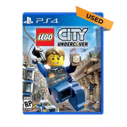 (PS4) LEGO City Undercover (ENG) - Used