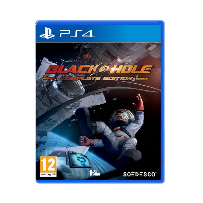 (PS4) Blackhole: Complete Edition (R2/ENG)