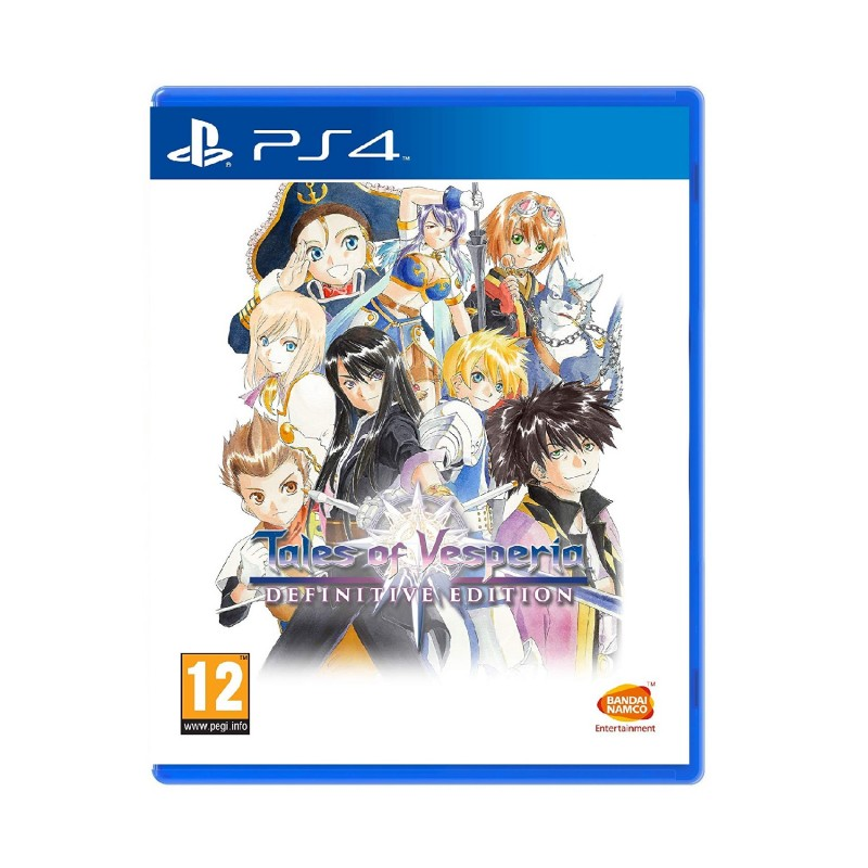 (PS4) Tales of Vesperia Definitive Edition (R2/ENG)