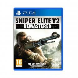 (PS4) Sniper Elite V2 Remastered (R2/ENG)