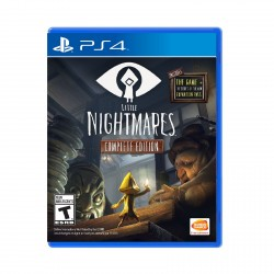 (PS4) Little Nightmares: Complete Edition (RALL/ENG)