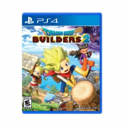 (PS4) Dragon Quest Builders 2 (R3/ENG)