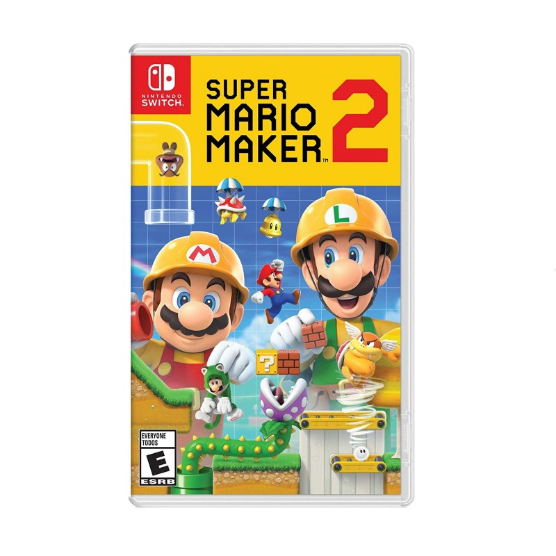 (Switch) Super Mario Maker 2 (US/ENG)