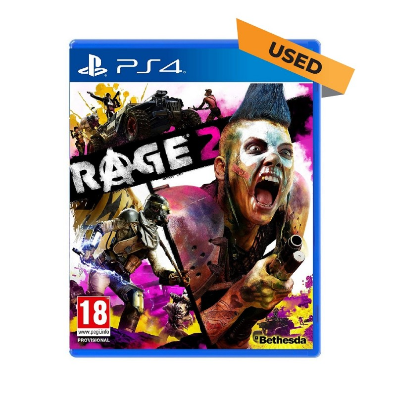 (PS4) Rage 2 (ENG) - Used