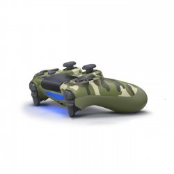DualShock® 4 Wireless Controller V2 (Green Camouflage)