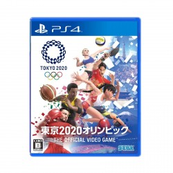 (PS4) Olympic Games Tokyo 2020: The Official Video Game (R3/ENG/CHN)