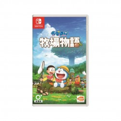 (Switch) Doraemon: Story of...