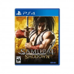 (PS4) Samurai Showdown...