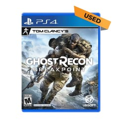 (PS4) Tom Clancy's Ghost Recon Breakpoint (ENG) - Used