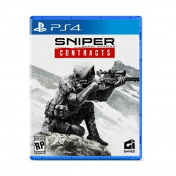(PS4) Sniper Ghost Warriors: Contracts (R3/ENG/CHN)