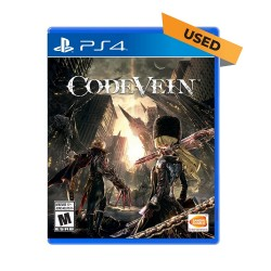 (PS4) Code Vein (ENG) - Used