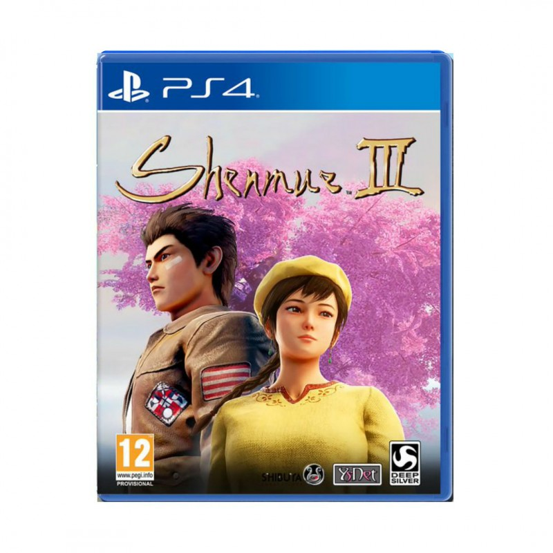 (PS4) Shenmue III (R3 ENG)