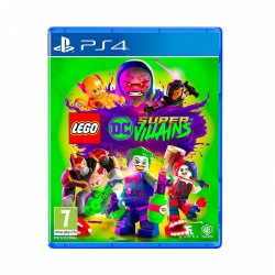 (PS4) LEGO DC Super-Villains (R2/ENG)