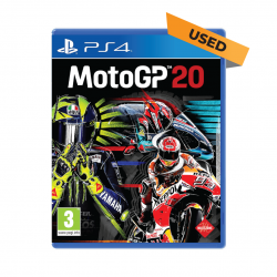 (PS4) MotoGP 20 (ENG) - Used