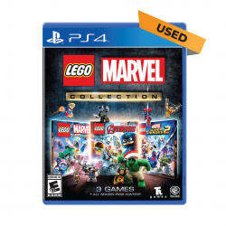 (PS4) LEGO Marvel...