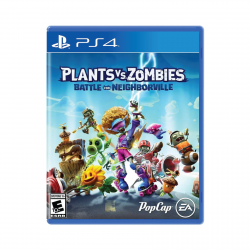 (PS4) Plants vs. Zombies:...